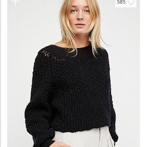 Free People Pandora Boatneck Sweater